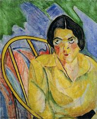 Anita Malfatti - A Boba, 1915/16